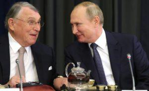 Путин рассказал немцам о стабильности в России
