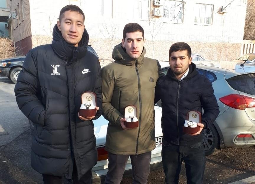 Астраханские футболисты-герои прославились на всю страну