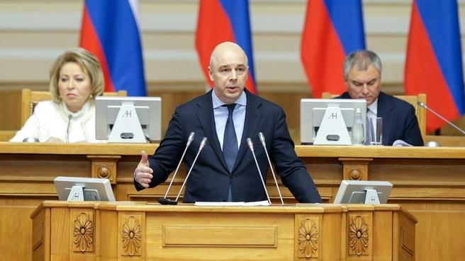 Силуанов рассказал о росте зарплат и пенсий в России