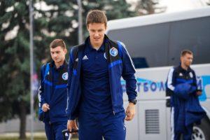 Астраханский «Волгарь» подписал первого новичка