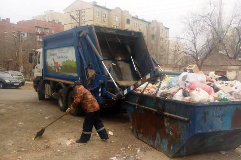 «ЭкоЦентр» собрал за праздничные дни около 80 тысяч кубометров отходов