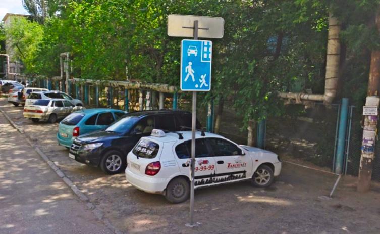 Частный сектор возле Юго-Востока страдает от машин в час пик