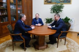Игорь Бабушкин обсудил с представителями ФСБ антитеррористическую безопасность в регионе