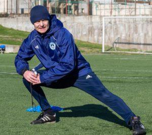 Астраханский «Волгарь» раздувает тренерский штаб