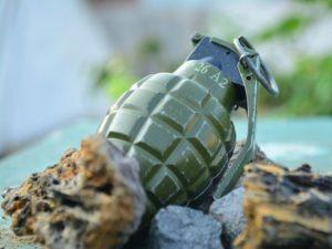Астраханец пытался продать гранату, но что-то пошло не так