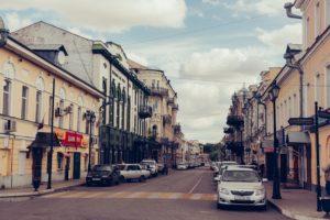 Илья Варламов назвал улицу Никольскую одной из самых красивых в России