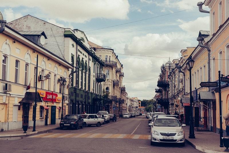 Астрахань назвали одним из самых недооцененных туристами городов