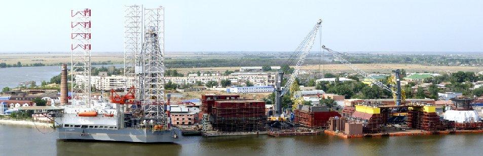 Судостроительный завод «Красные Баррикады» получил первый заказ