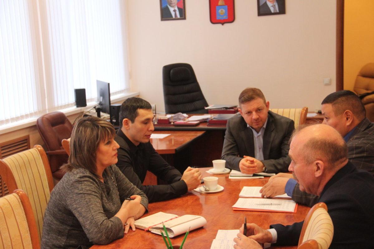Руководство Приволжского района встретилось с министром сельского хозяйства