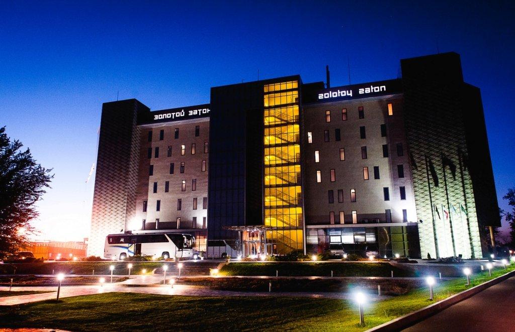 Крупный астраханский отель «Золотой затон» выставили на продажу