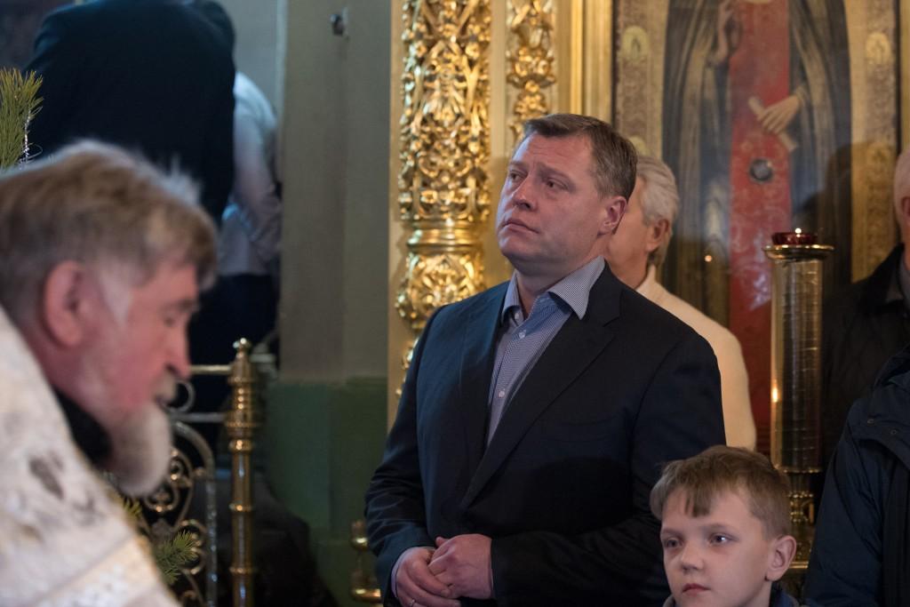 Игорь Бабушкин вошел в число лидеров по лайкам и комментариям в соцсетях