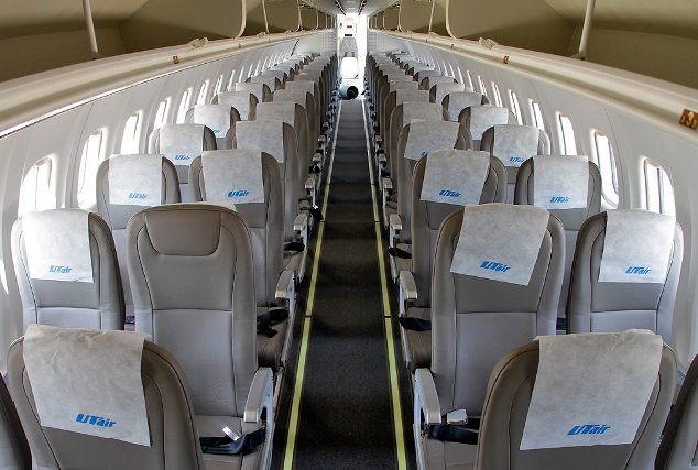 Желающих лететь самолетом из Астрахани в Волгоград почти нет