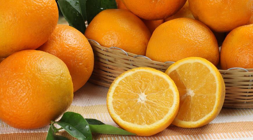 Из Астраханской области выгнали 20 тонн апельсинов