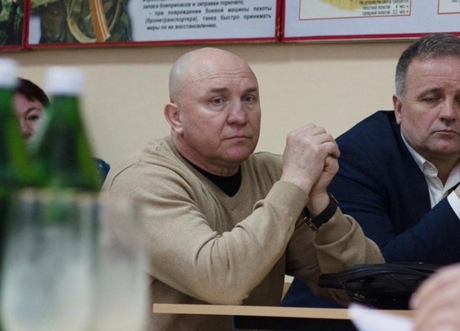 Олега Коржикова не предупредили о лишении звания полковника
