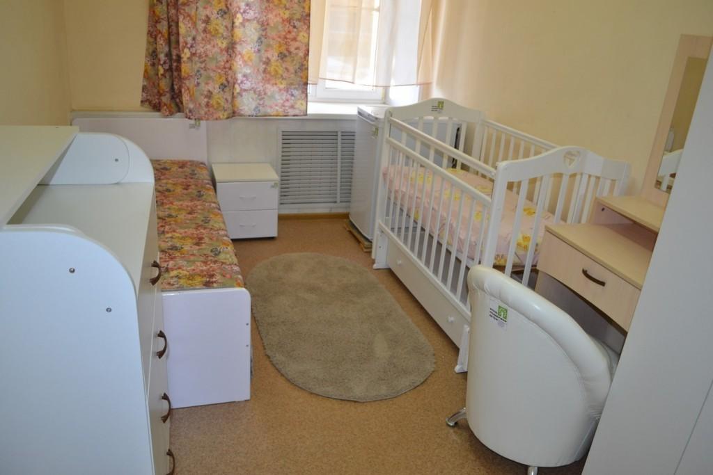 В Астрахани открыли приют для молодых мам
