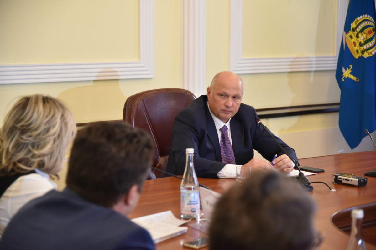 Глава администрации Астрахани покидает свой пост