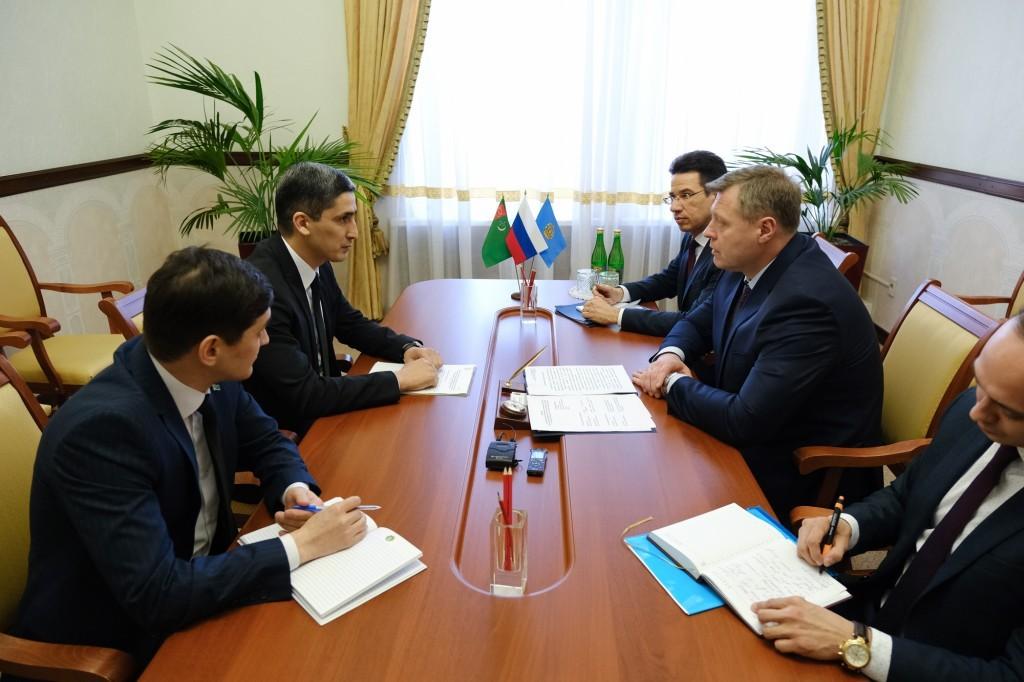 Астраханская область и Туркменистан позаботятся о комфортной атмосфере для бизнеса