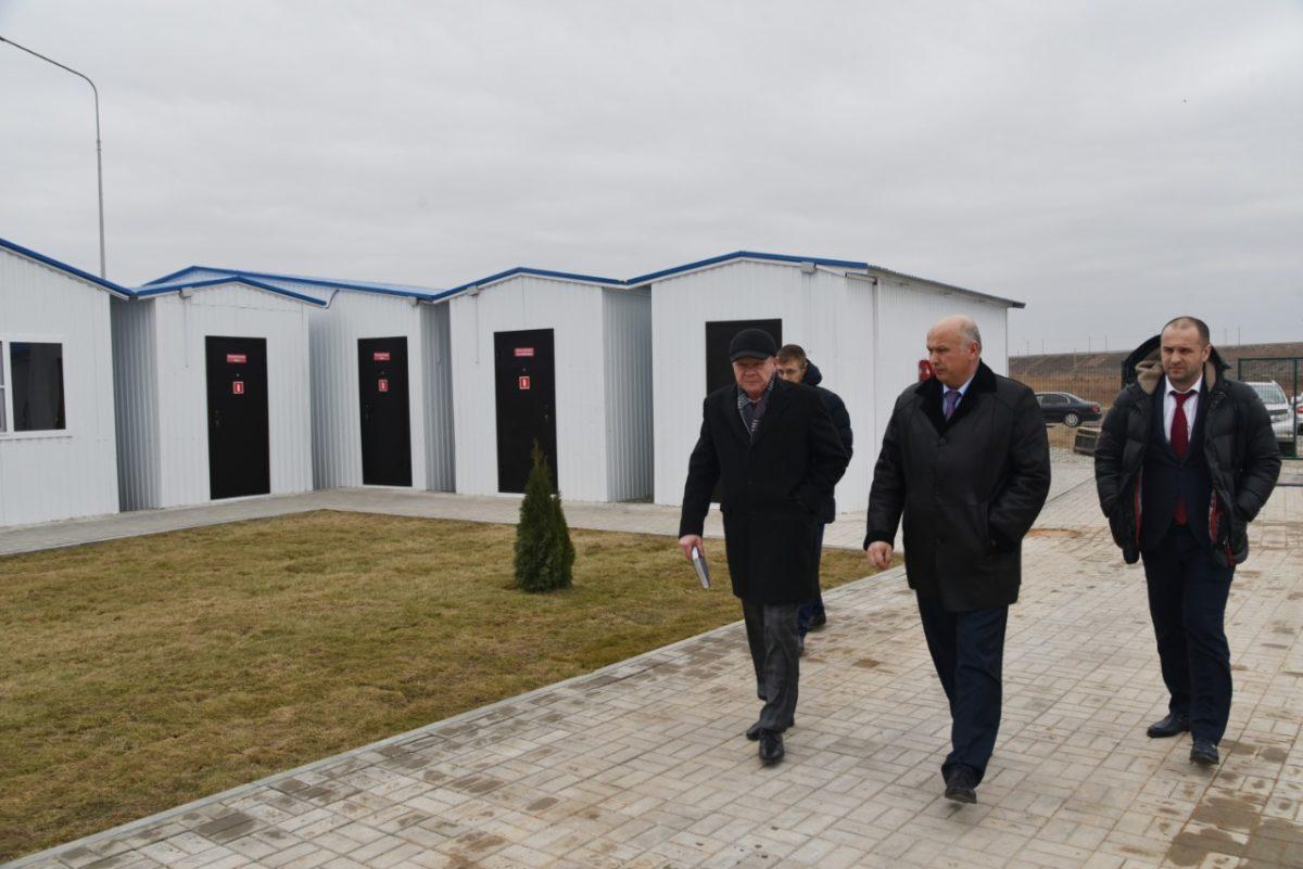 Приют для собак в Астрахани откроют уже на следующей неделе