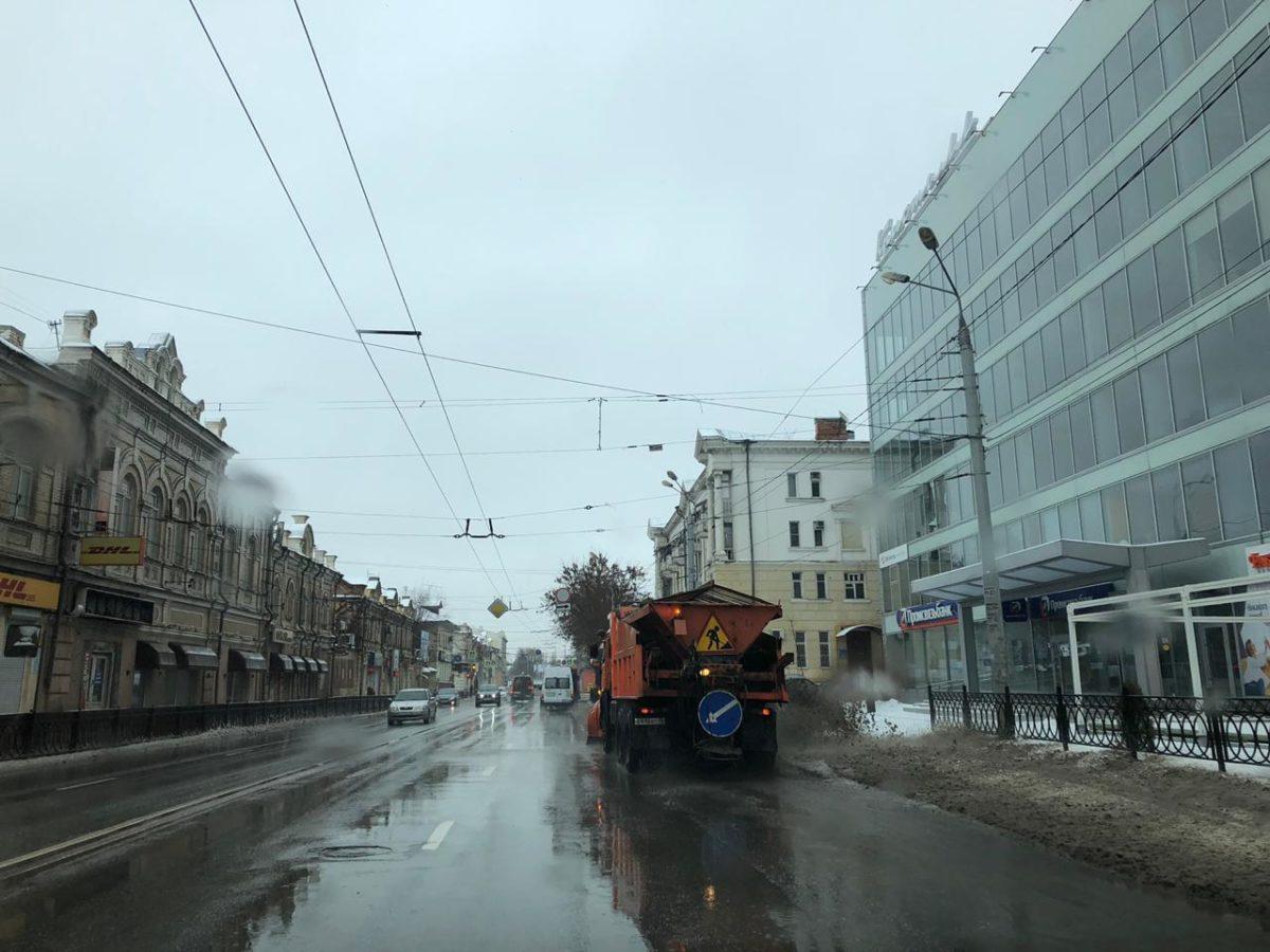 Порядок на астраханских улицах наводили в усиленном режиме