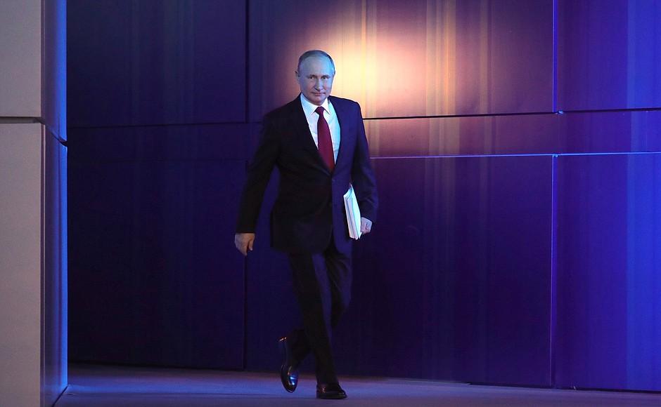 Олег Шеин назвал послание президента идеальным