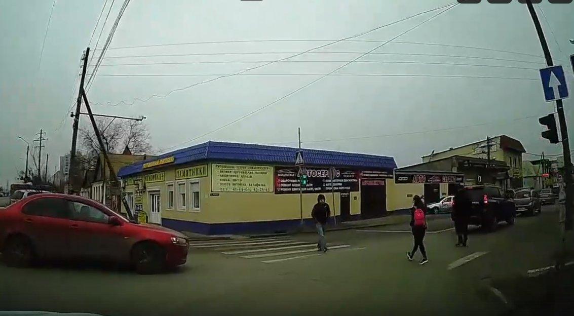 Улица Моздокская стала полностью односторонней