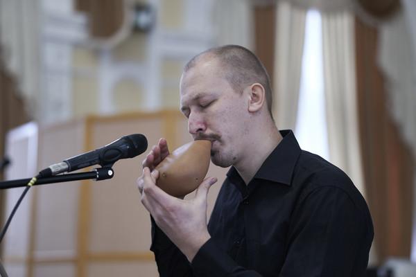 При поддержке ЛУКОЙЛа в Астраханской Консерватории прошел необычный концерт
