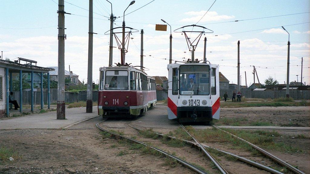 Астраханская область окончательно отказалась от трамваев и троллейбусов