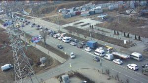 Астраханцы просят губернатора сделать что-нибудь с транспортным коллапсом