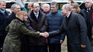 Поговорившая с Путиным петербурженка зажила новой жизнью