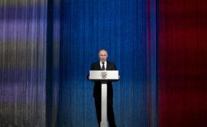 Путин рассказал о новейшем лазерном оружии России