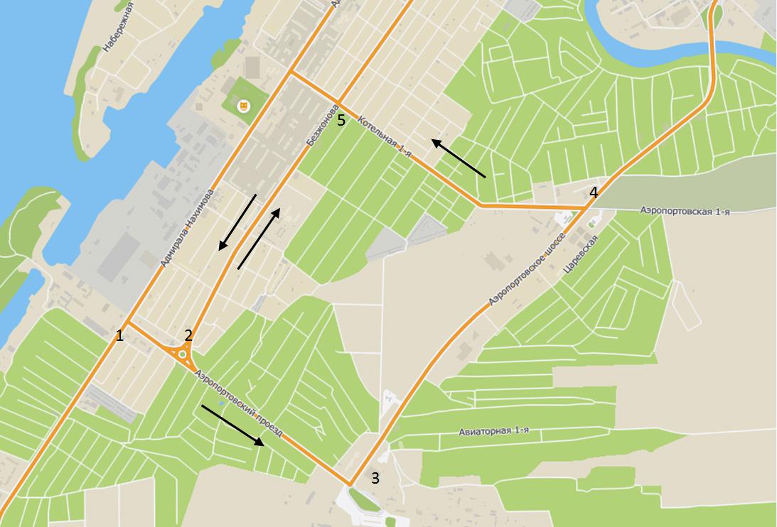 Ученые АГТУ предложили оптимальную схему движения транспорта для Зацаревья