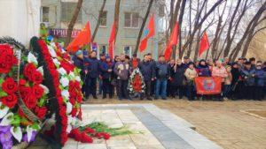 Астраханцы почтили память павших Воинов-Интернационалистов