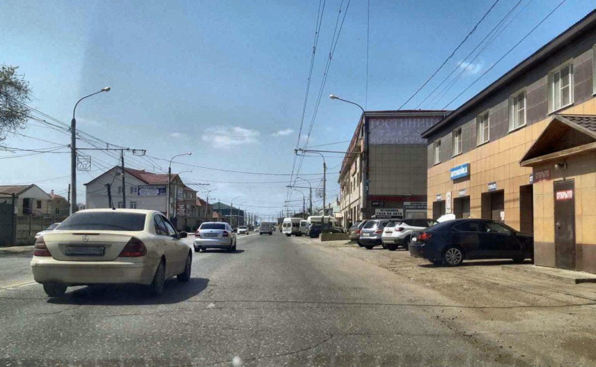 Ремонт Аэропортовского шоссе в Астрахани перенесут из-за возможного транспортного коллапса