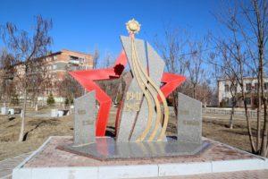 К 75-летию Победы в Нариманове откроют памятные плиты с именами героев Великой Отечественной