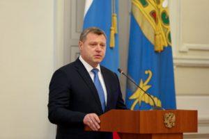 Губернатор Астраханской области отказался от услуг советников