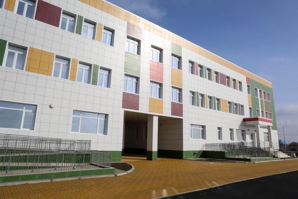 Школа в селе Началово готова к вводу в эксплуатацию