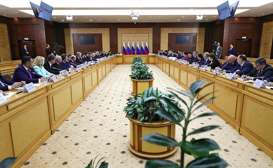 Алена Губанова: «Полномочия должны подкрепляться рублем»