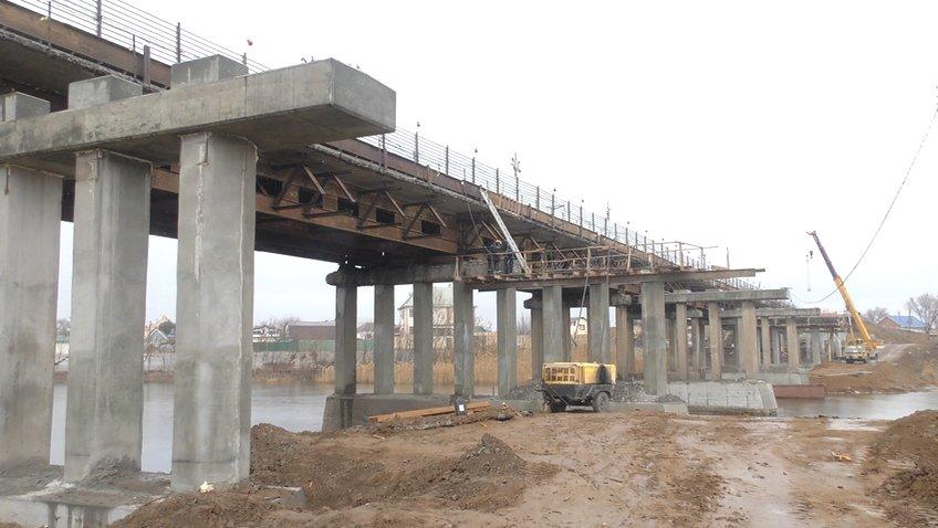 Закрытый мост через Царев откроют для пешеходов