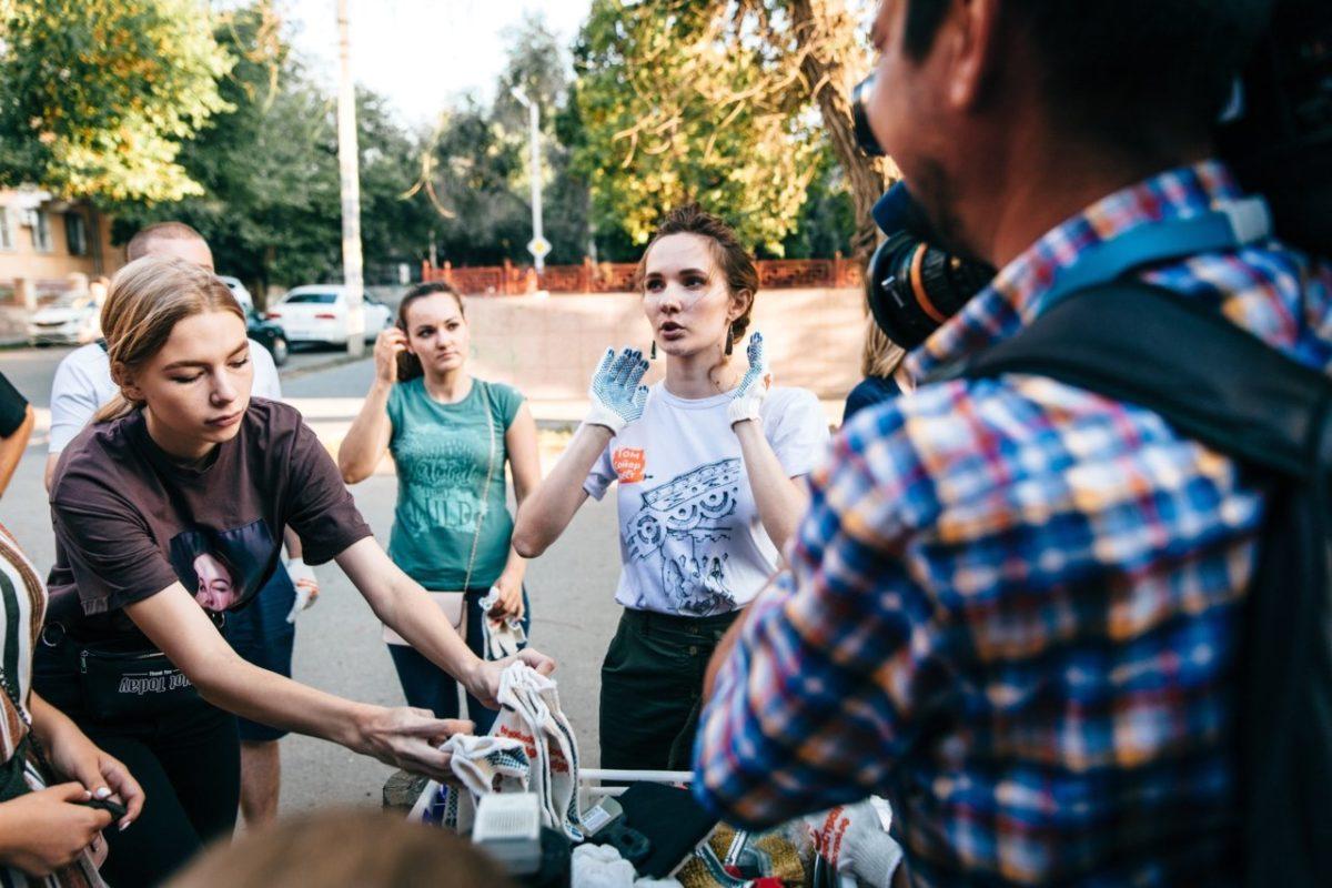 Проект студентки АГТУ возрождает культурный облик Астрахани