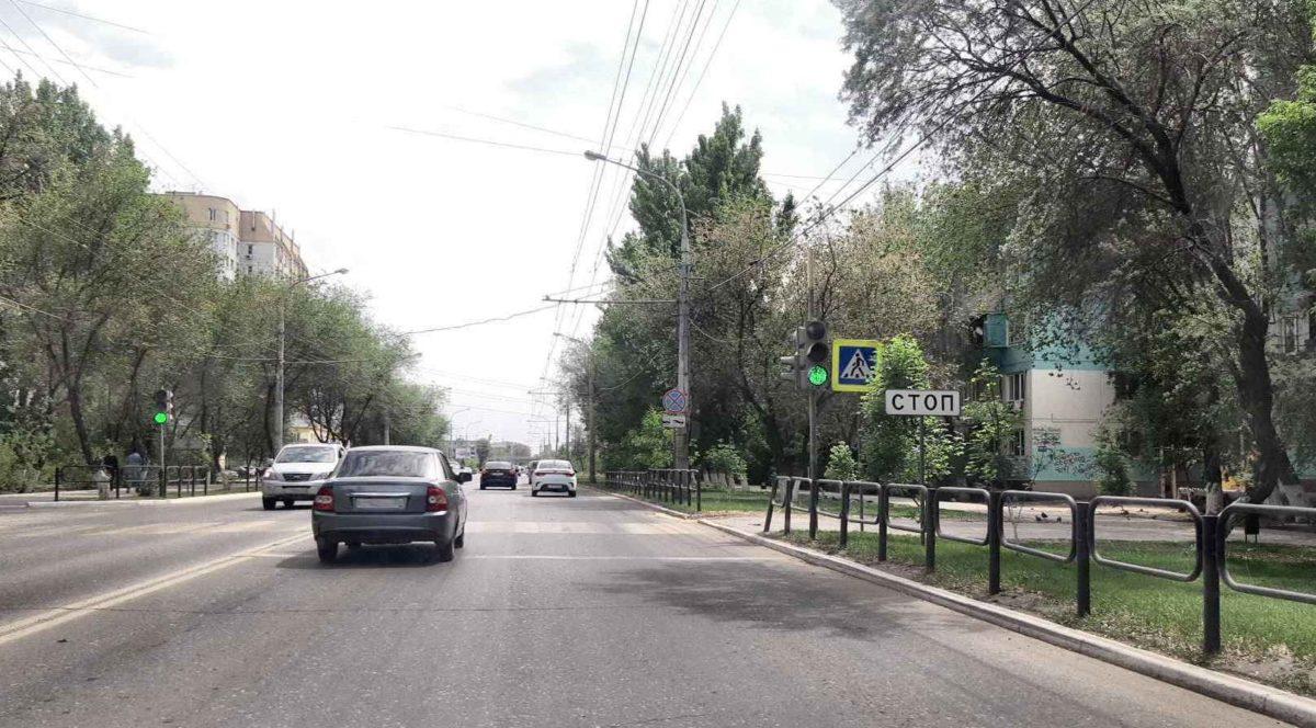 Пешеходный светофор на Боевой теперь нельзя включить кнопкой