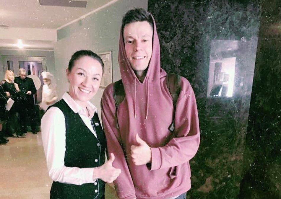В астраханский отель заглянул журналист Юрий Дудь