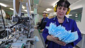 Олег Шеин привез в Астрахань 90 высококачественных респираторов