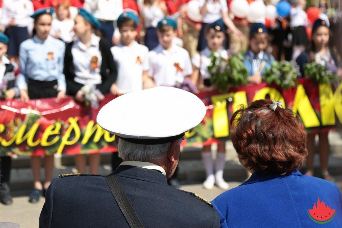 Астраханские участники войны и труженики тыла в честь праздника получат выплаты