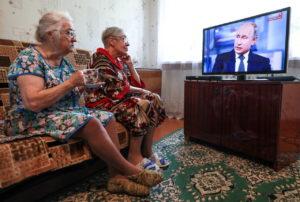 Путин рассказал об индексации пенсий