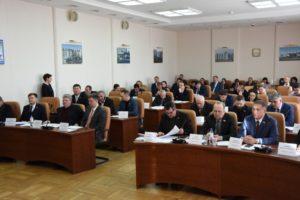 Первого апреля депутаты рассмотрят вопрос отставки главы Астрахани