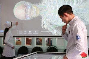 Астраханский медицинский колледж приобрел уникальное оборудование для обучения студентов