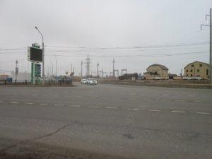 Светофор на Аэропортовском шоссе сегодня заработал