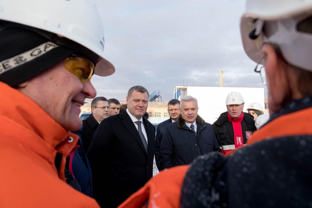 Астраханские судостроители продолжают выполнять заказы для нефтяников