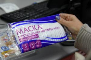 Астраханские больницы получили крупный гуманитарный груз от Росрезерва