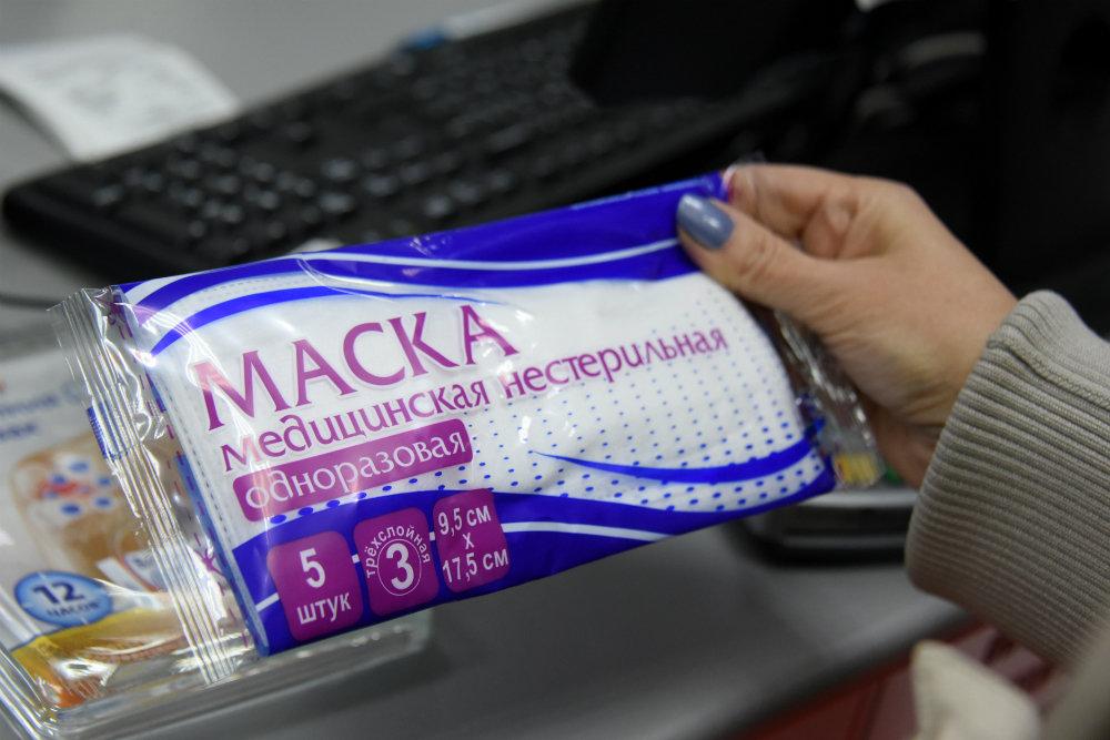 Астраханская область будет обеспечивать себя медицинскими масками самостоятельно